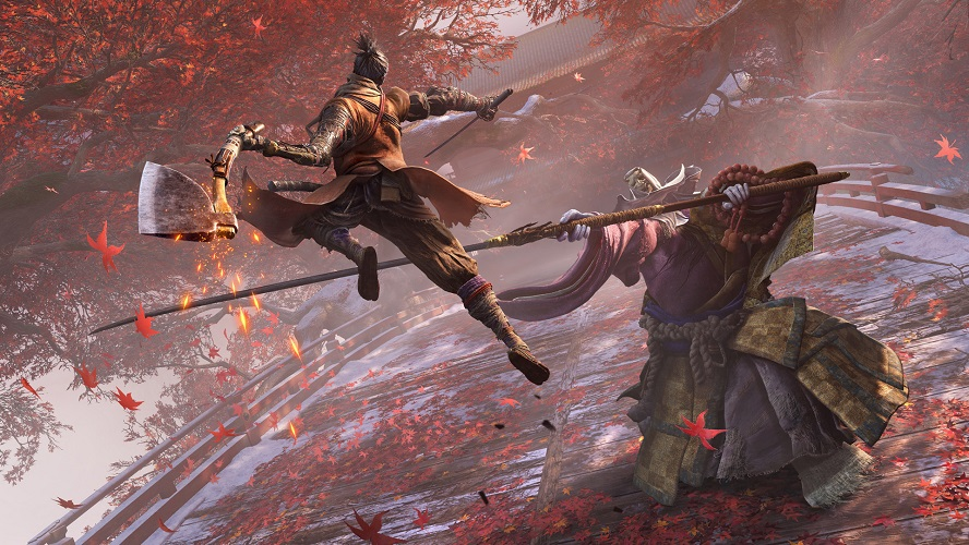 2019's Best PC Games To Play Over The Holidays Sekiro Shadows Die Twice