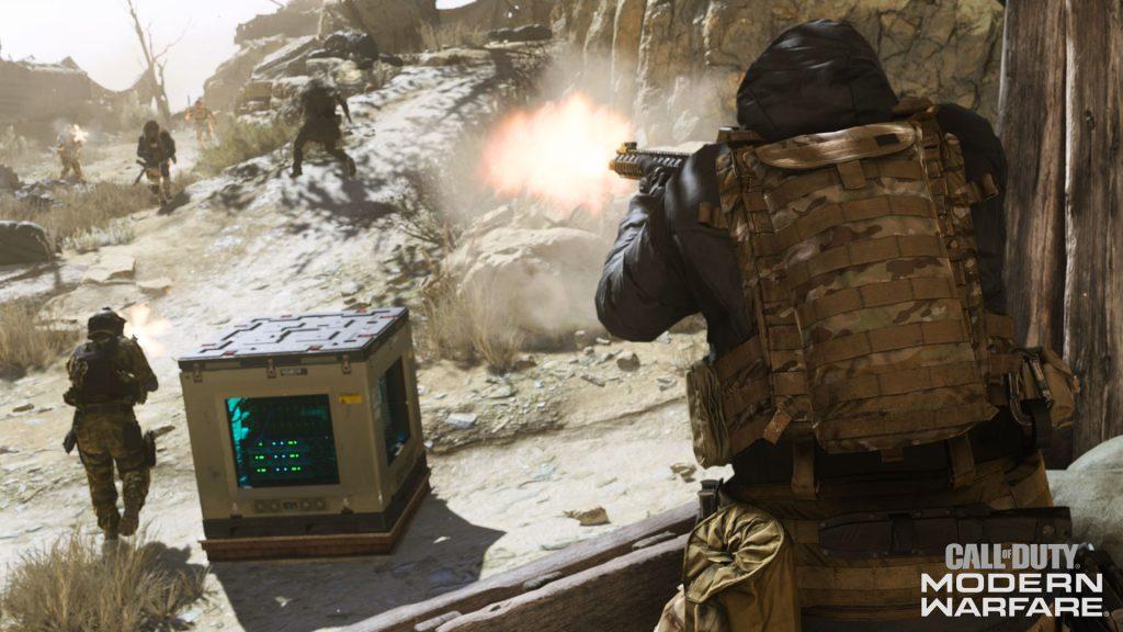 Call of Duty: Modern Warfare crossplay