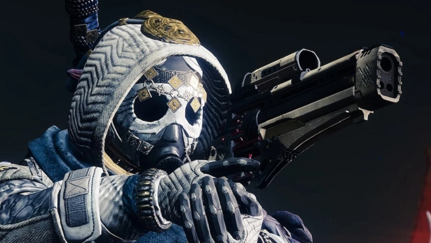 Destiny 2 Shadowkeep's New Exotics Are Explosively Fun Erianas Vow