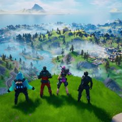 Fortnite Chapter 2 Has Brought A Whole New Island Full of Goods