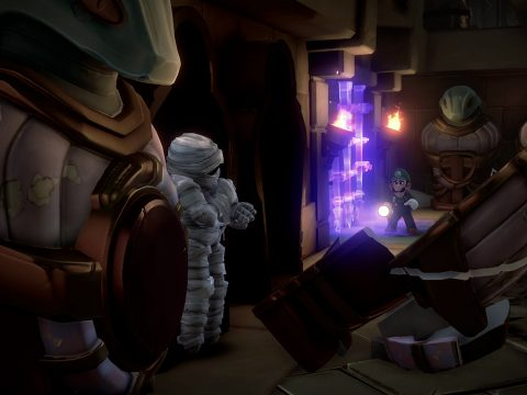 Luigi's Mansion 3: The Ultimate Ghost-Busting Experience
