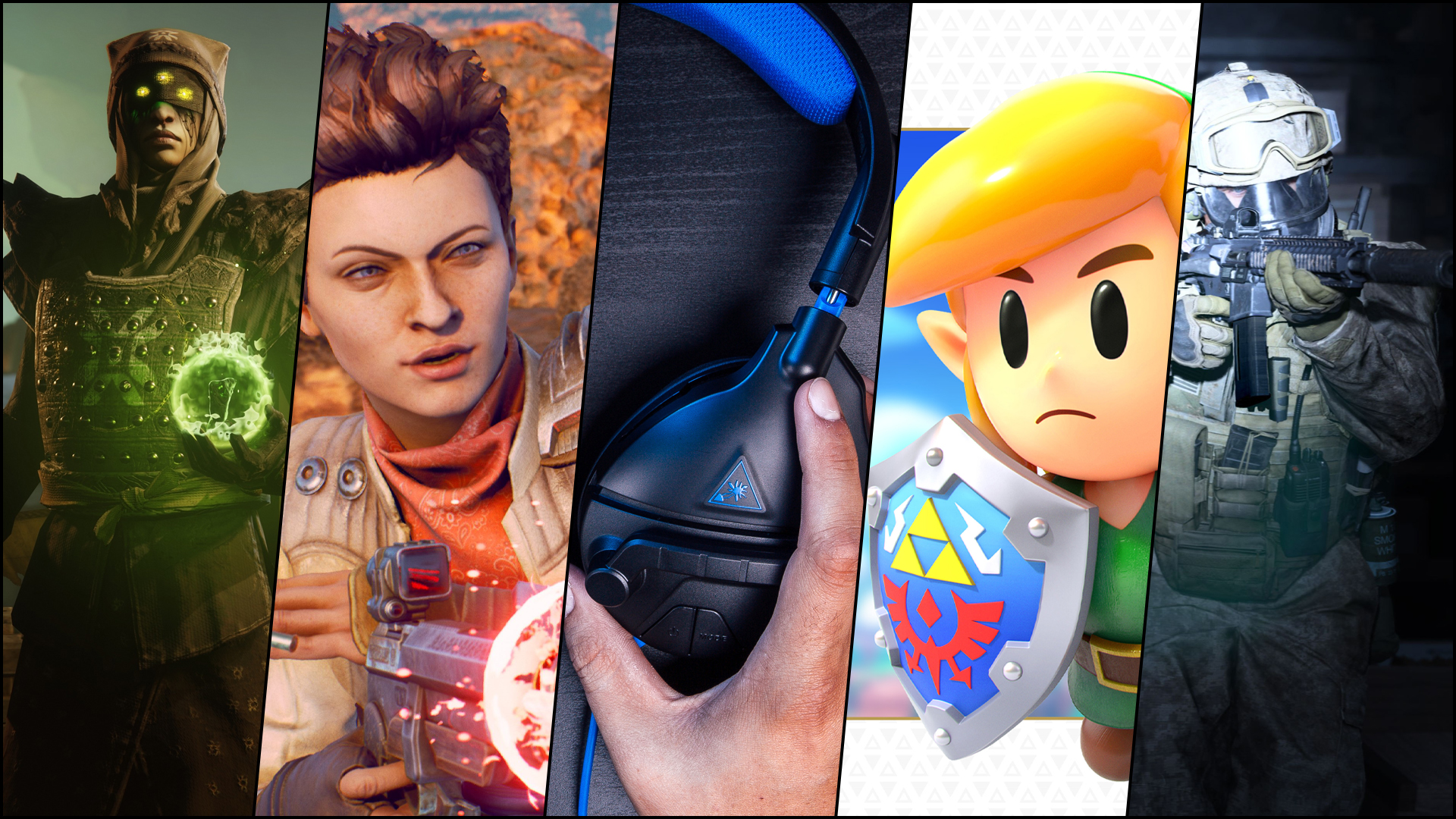 Les meilleurs jeux console de 2019 et les meilleurs casques audio pour y jouer