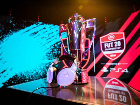 Tekkz Finds Victory at FIFA FUT Champions Cup