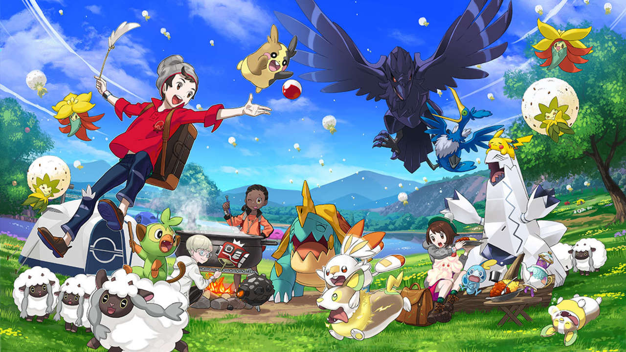 Pokemon Sword & Shield An Exciting New Era For The Franchise On Switch