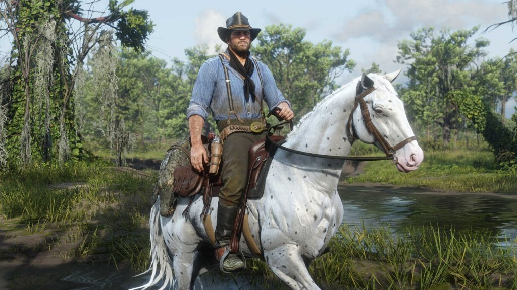 Rockstar Outdid Themselves With Red Dead Redemption 2 On PC New Horses