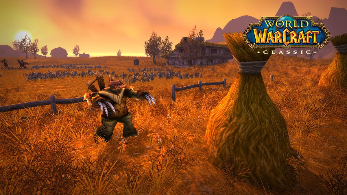 Les meilleurs jeux PC de 2019 auxquels jouer pendant les fêtes : World of Warcraft Classic