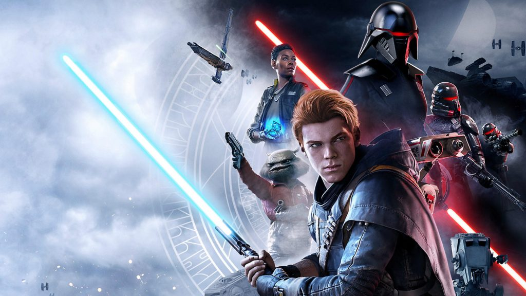 The cast of Star Wars: Jedi Fallen Order