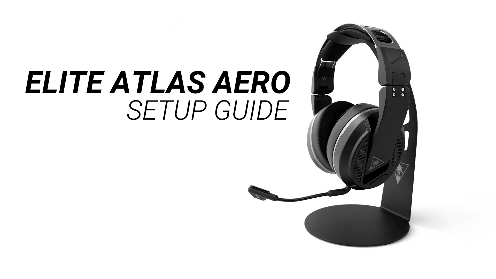 How to Set Up and Use the Elite Atlas Aero and Control Studio