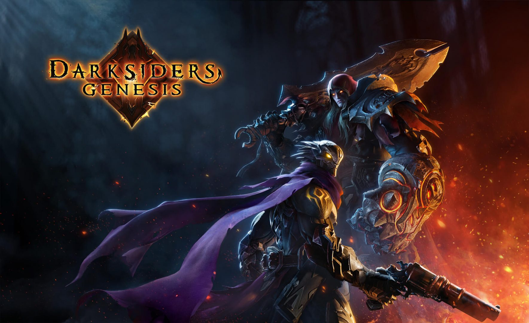 Darksiders Genesis Takes On Diablo In A New Direction For The Series