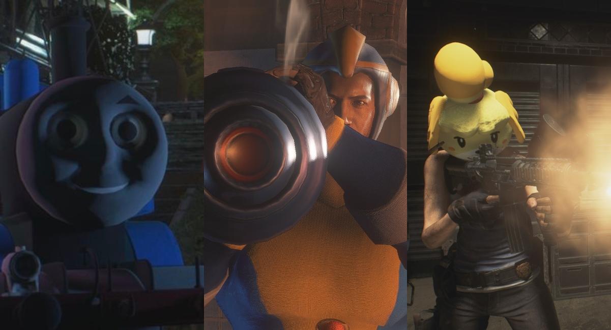 Top 5 Weirdest Resident Evil 3 Remake Mods Turtle Beach Blog