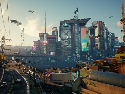 The Beginner's Guide To Cyberpunk 2077