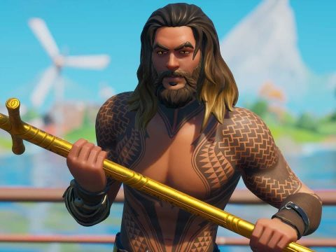 Fortnite: How To Unlock Aquaman's Trident