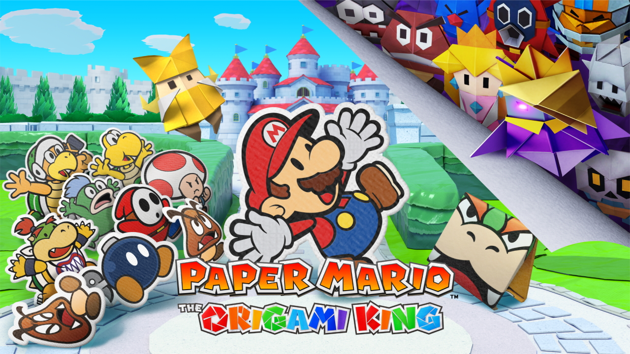 5 Reasons We Can't Wait To Craft Some Fun In Paper Mario: The Origami King