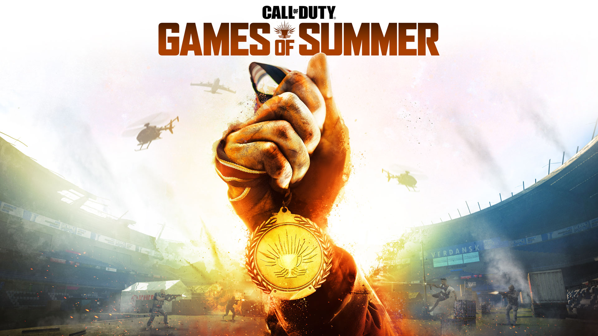 "Call Of Duty: Warzone's ""Games of Summer"" Breakdown"