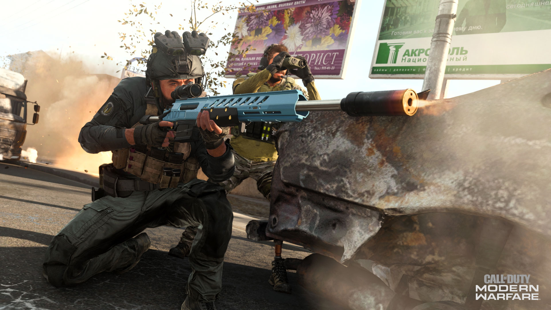 Call of Duty: Warzone Update Causes Footstep Controversy