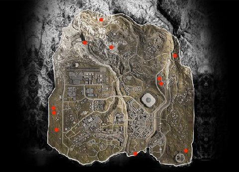 Where To Find All The Bunkers In Warzone Season 5