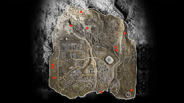 Where To Find All The Bunkers In Warzone Season 5 Turtle Beach Blog