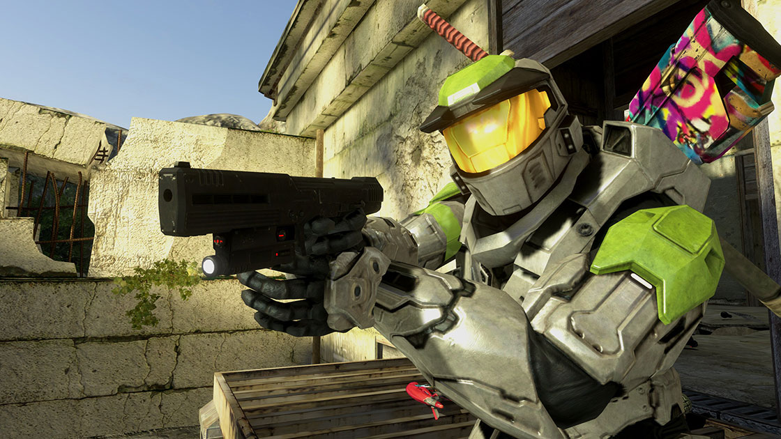 Halo 3 Gets New Weapon Skins After 13 Years