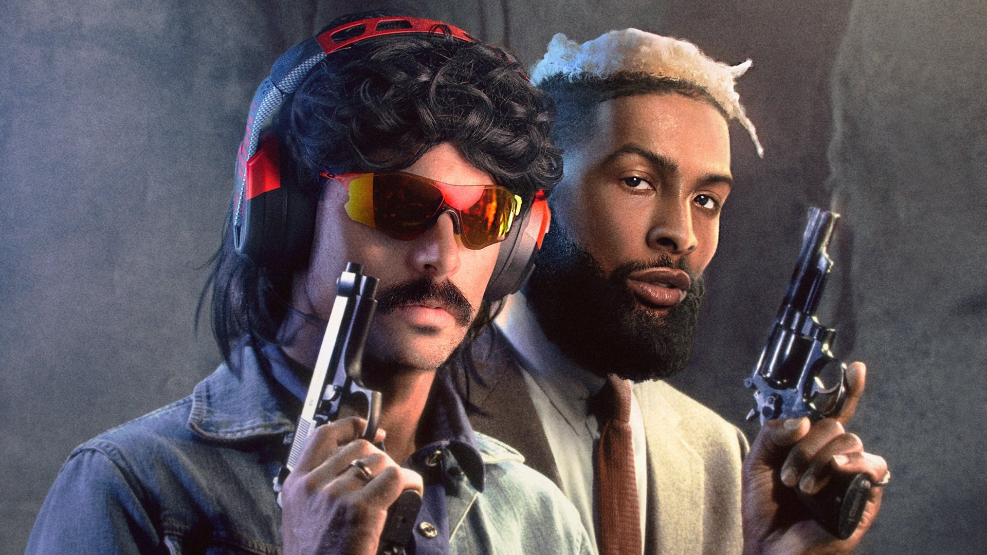 Dr Disrespect & Odell Beckham Jr. Team Up For Maximized Athleticism In Warzone