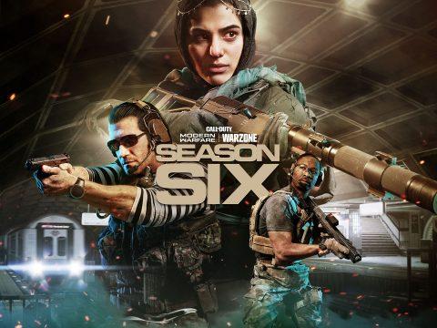 What's New In Season Six Call of Duty: Modern Warfare/Warzone