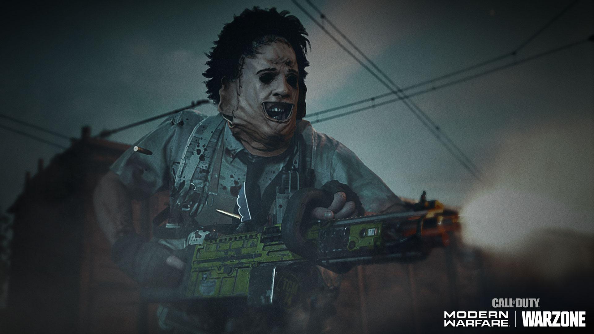 "Halloween Havoc Hits Warzone In ""Haunting of Verdansk"""