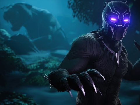 Finding and using Black Panther's Kinetic Armor in Fortnite