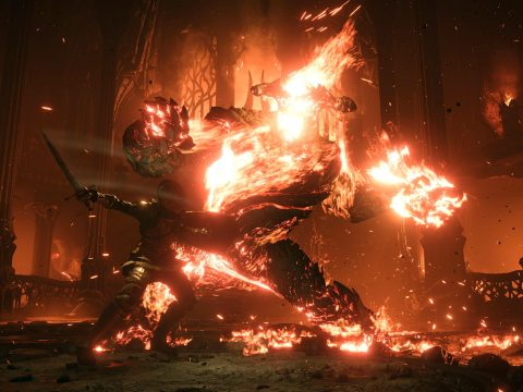 Sony Dazzles With A New Demon's Souls Trailer