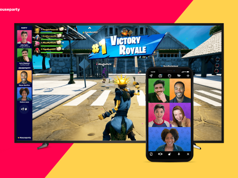 Fortnite And Houseparty Join Up For Video Chat Integration