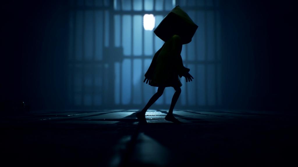 Six creeping through the dark