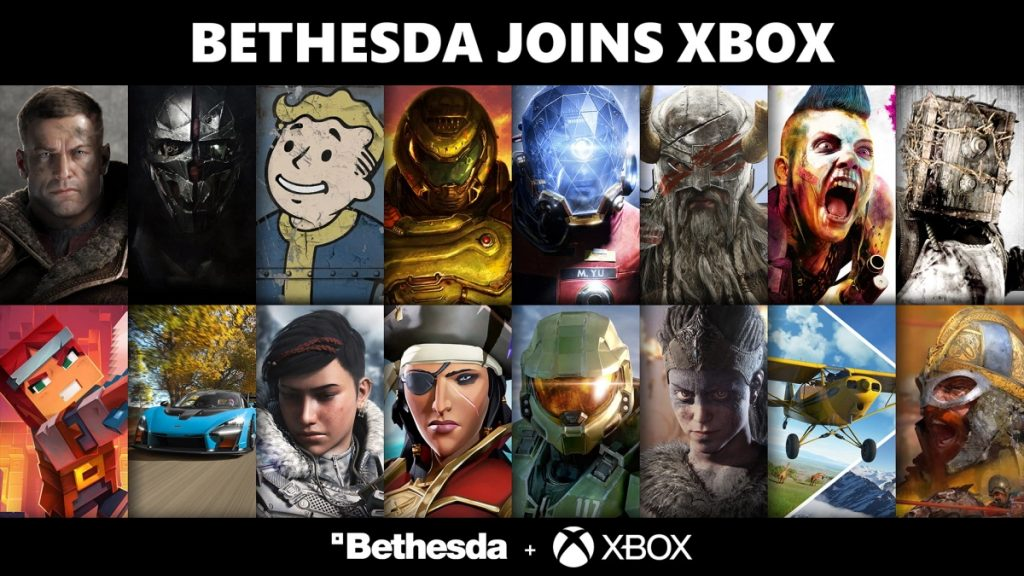 Official Bethesda has joined Xbox image