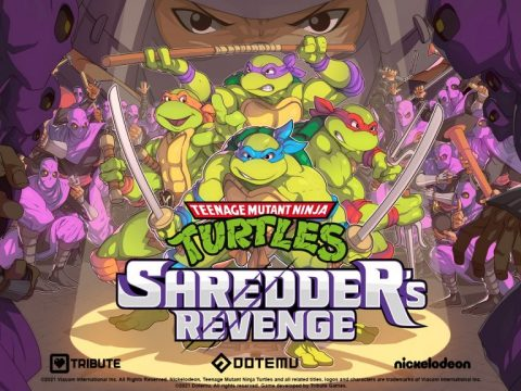 Shelling Out: The History Of TMNT Videogames