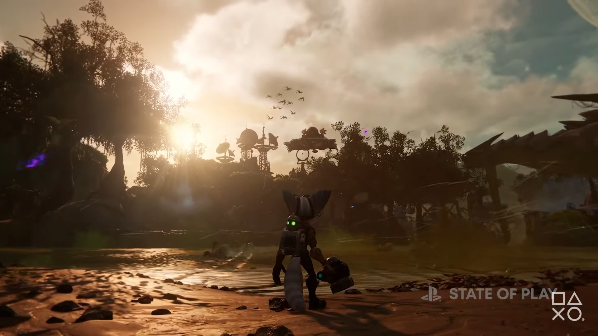 Sony State Of Play Recap: Ratchet And Clank, Among Us, And More