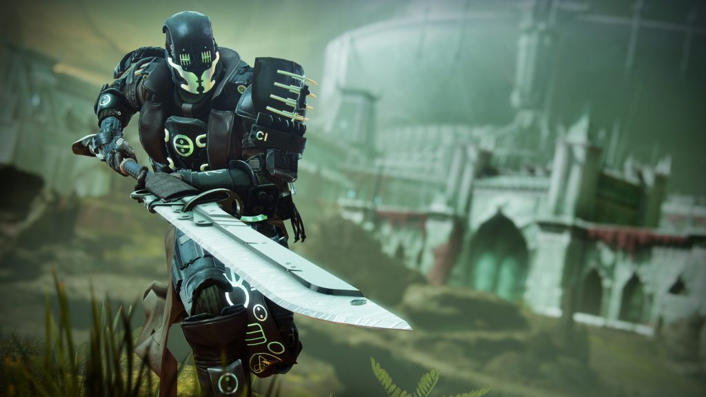 Destiny 2 showcase witch queen weapons glaive