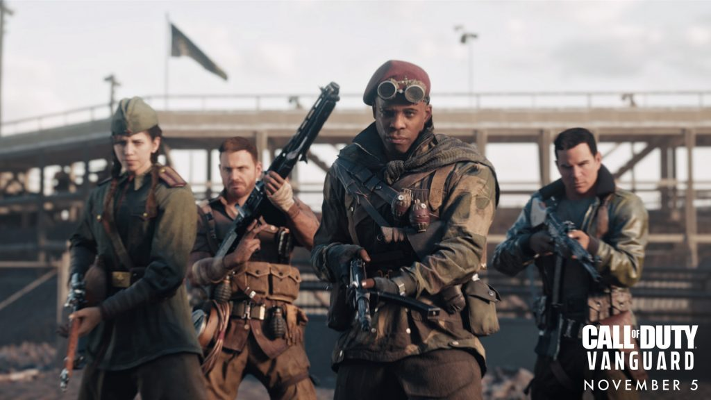 Call of Duty Vanguard alpha details when to join