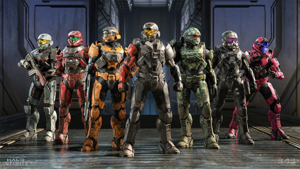 Halo Infinite Armor customization