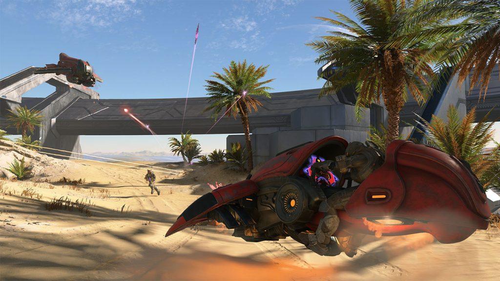 Halo Infinite Vehicles