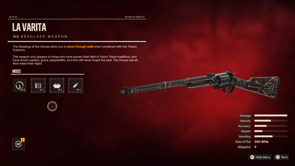 Far Cry 6 Best weapons